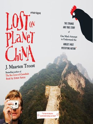 cover image of Lost on Planet China