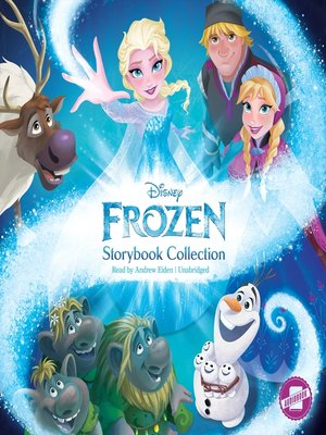 cover image of Frozen Storybook Collection