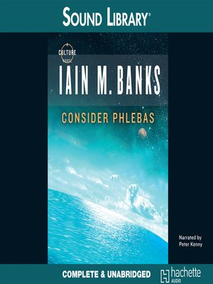 cover image of Consider Phlebas