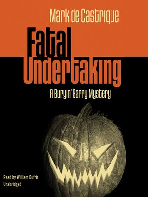 cover image of Fatal Undertaking