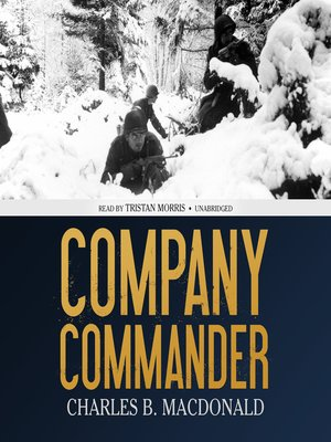 cover image of Company Commander
