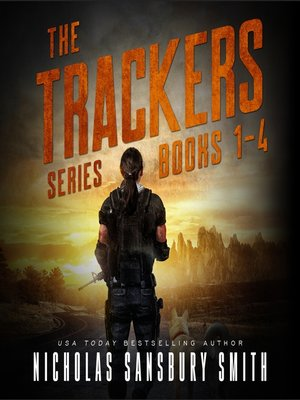 cover image of The Trackers Series Box Set