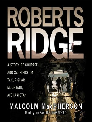 cover image of Roberts Ridge