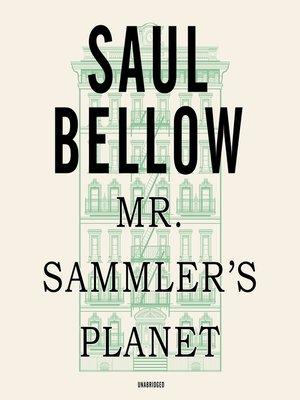 cover image of Mr. Sammler's Planet