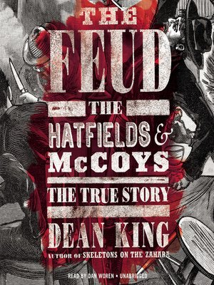 cover image of The Feud