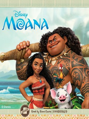 cover image of Moana