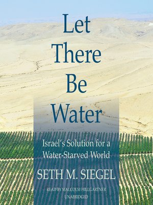 cover image of Let There Be Water