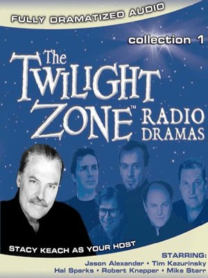 cover image of Twilight Zone Radio Dramas, Collection 1