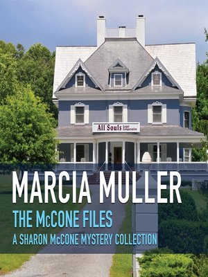 cover image of The McCone Files