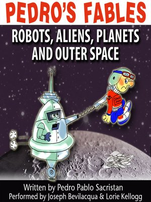 cover image of Robots, Aliens, Planets, and Outer Space