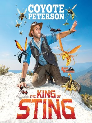 cover image of The King of Sting