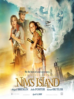 cover image of Nim's Island