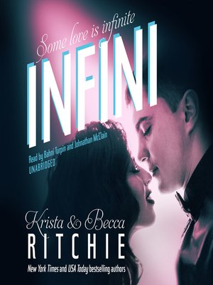 cover image of Infini
