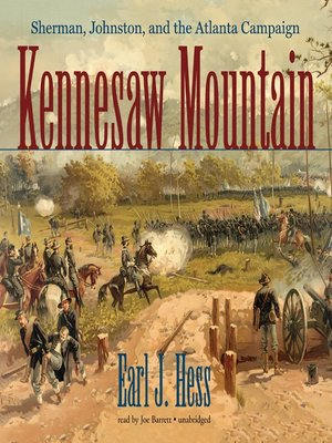 cover image of Kennesaw Mountain