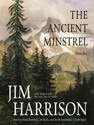 cover image of The Ancient Minstrel