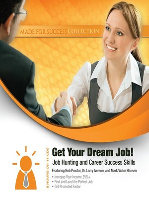 cover image of Get Your Dream Job!