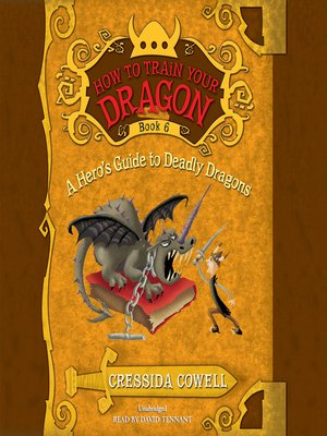How to train your dragon 6 book