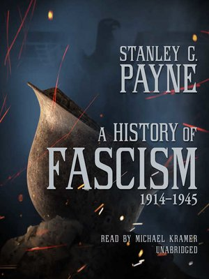 cover image of A History of Fascism, 1914-1945