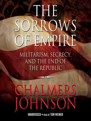 cover image of The Sorrows of Empire