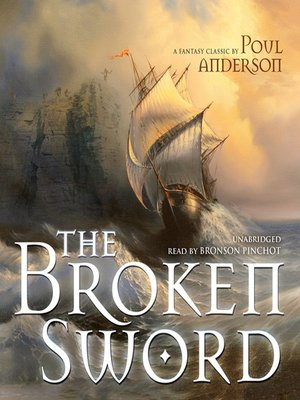 cover image of The Broken Sword