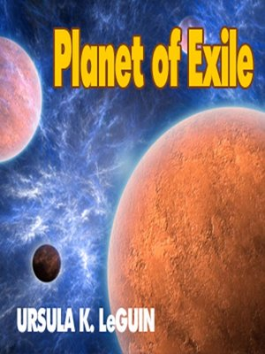 cover image of Planet of Exile