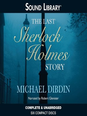 cover image of The Last Sherlock Holmes Story