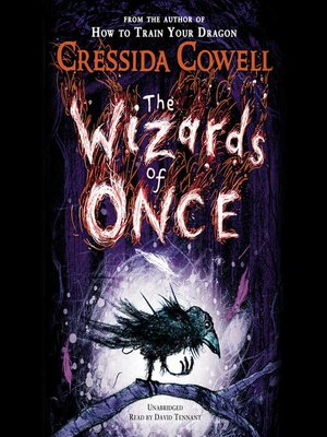 cover image of The Wizards of Once