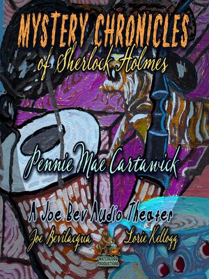 cover image of Mystery Chronicles of Sherlock Holmes, Extended Edition