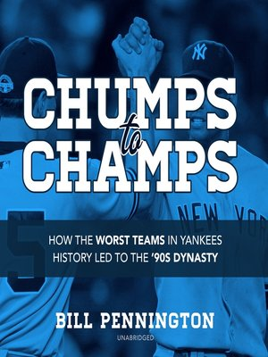 cover image of Chumps to Champs