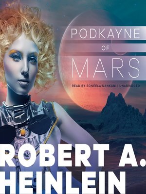 cover image of Podkayne of Mars