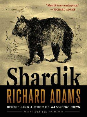 cover image of Shardik