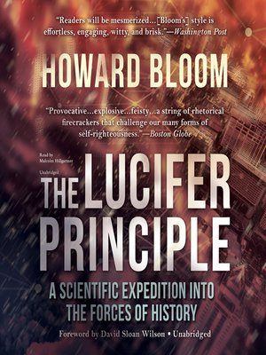 cover image of The Lucifer Principle