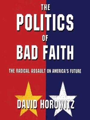 cover image of The Politics of Bad Faith