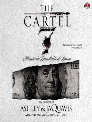 cover image of The Cartel 7, Illuminati