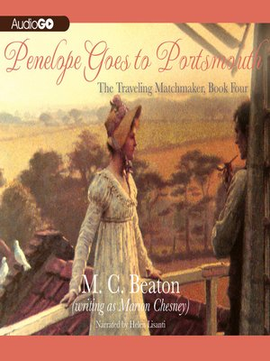 cover image of Penelope Goes to Portsmouth