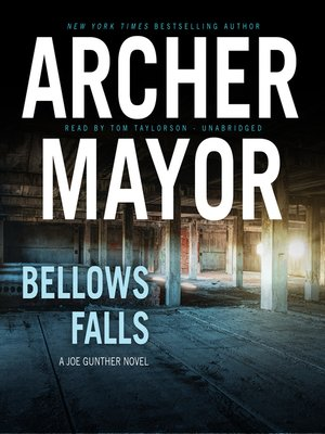 cover image of Bellows Falls