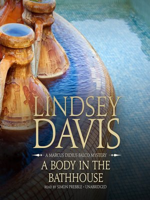 cover image of A Body in the Bathhouse
