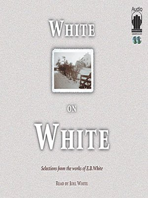 cover image of White on White