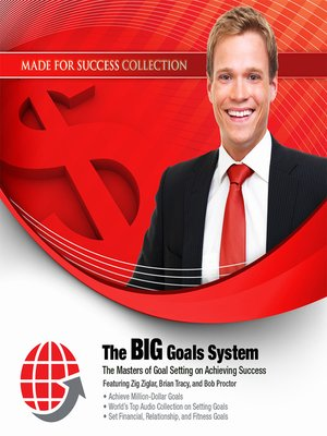 cover image of The BIG Goals System