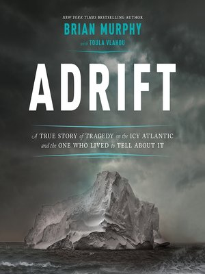 cover image of Adrift
