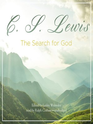cover image of The Search for God