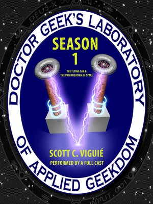 cover image of Doctor Geek's Laboratory, Season 1