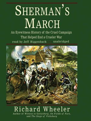 cover image of Sherman's March