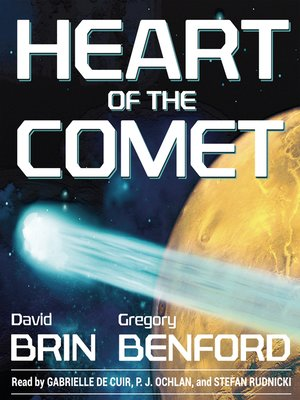 cover image of Heart of the Comet