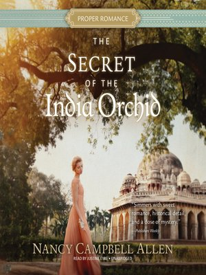 cover image of The Secret of the India Orchid