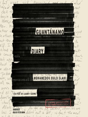 cover image of Guantanamo Diary
