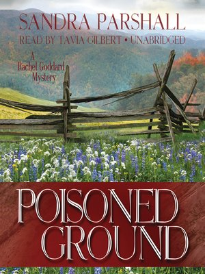 cover image of Poisoned Ground