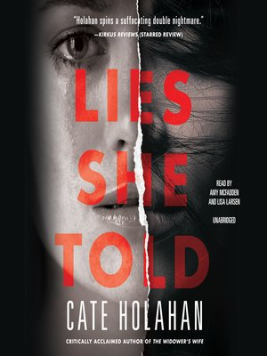 cover image of Lies She Told