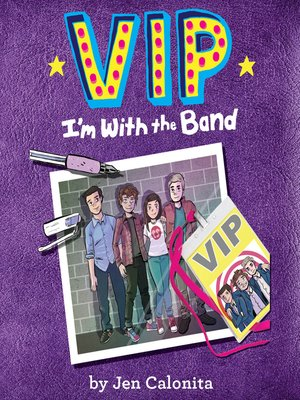 cover image of I'm With the Band