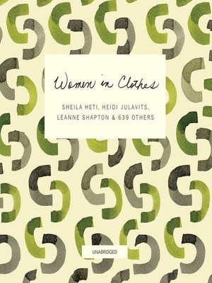 cover image of Women in Clothes